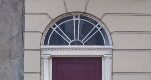 Georgian Bloomsbury Door