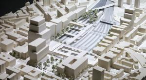 Euston Square plans model