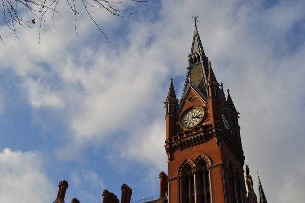 St Pancras Clock Tower