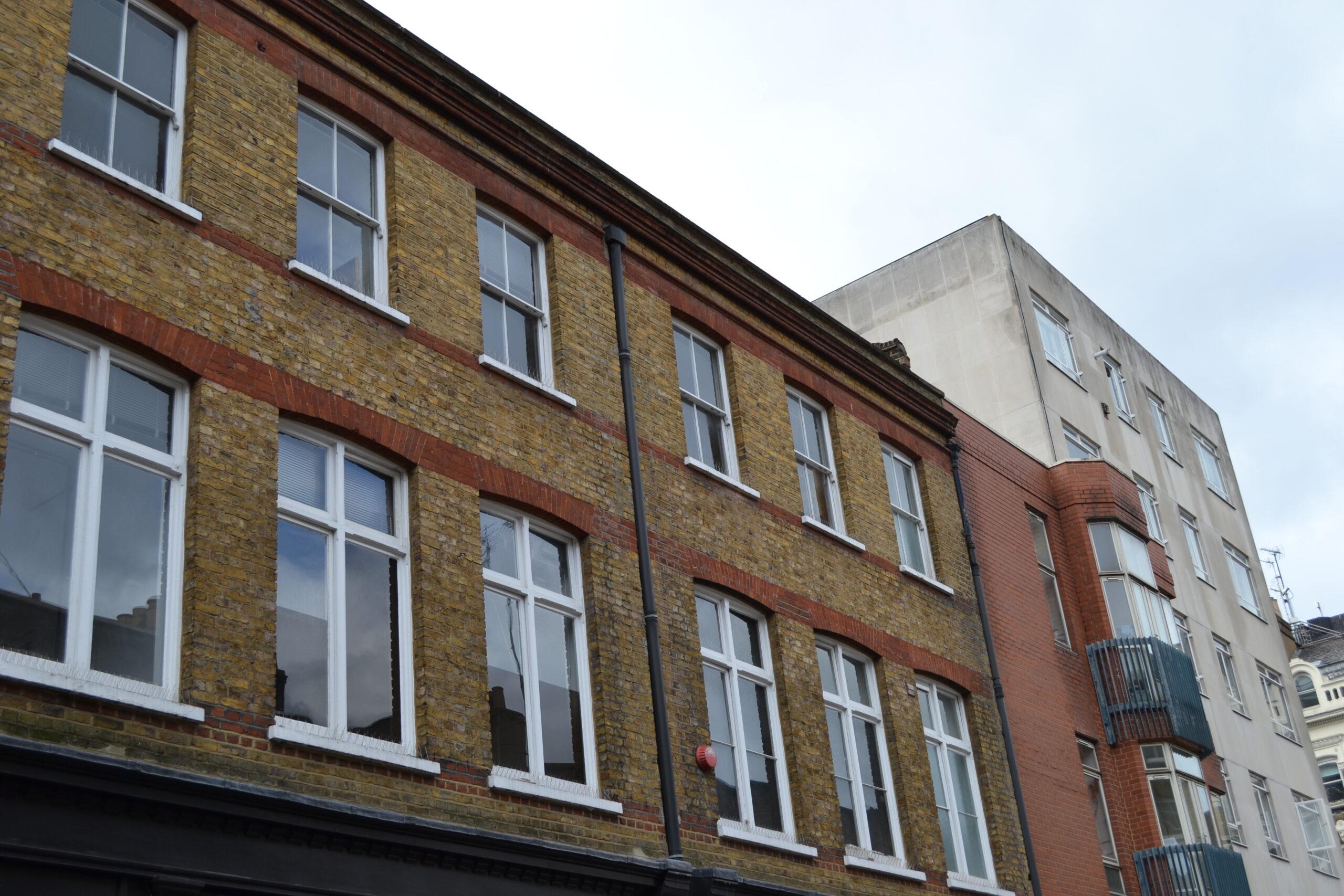 2-3 Morwell Street, Bloomsbury